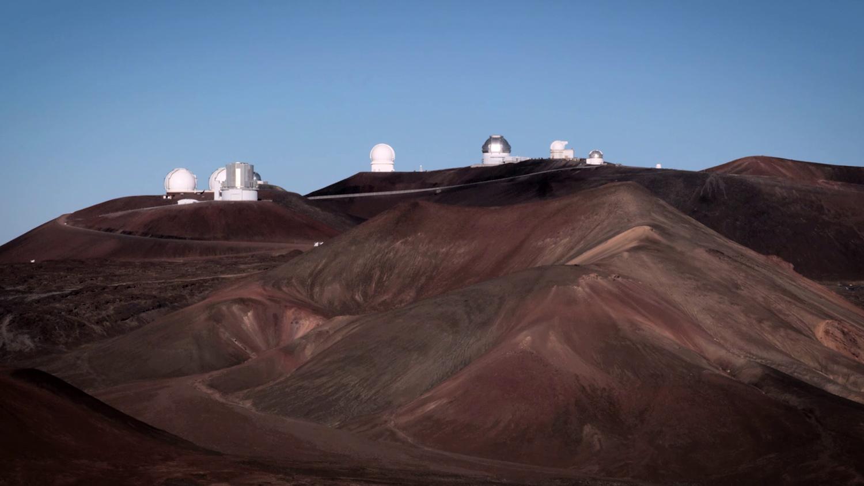 Observatorio astronómico donde se encuentra el telescopio DKIST en Hawai