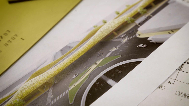 Storyboard de trabajo de un video promocional realizado por Old Port Films