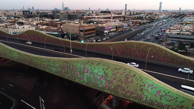 Video de IDOM sobre el nuevo puente Duna de Riad en un video producido por Old Port Films