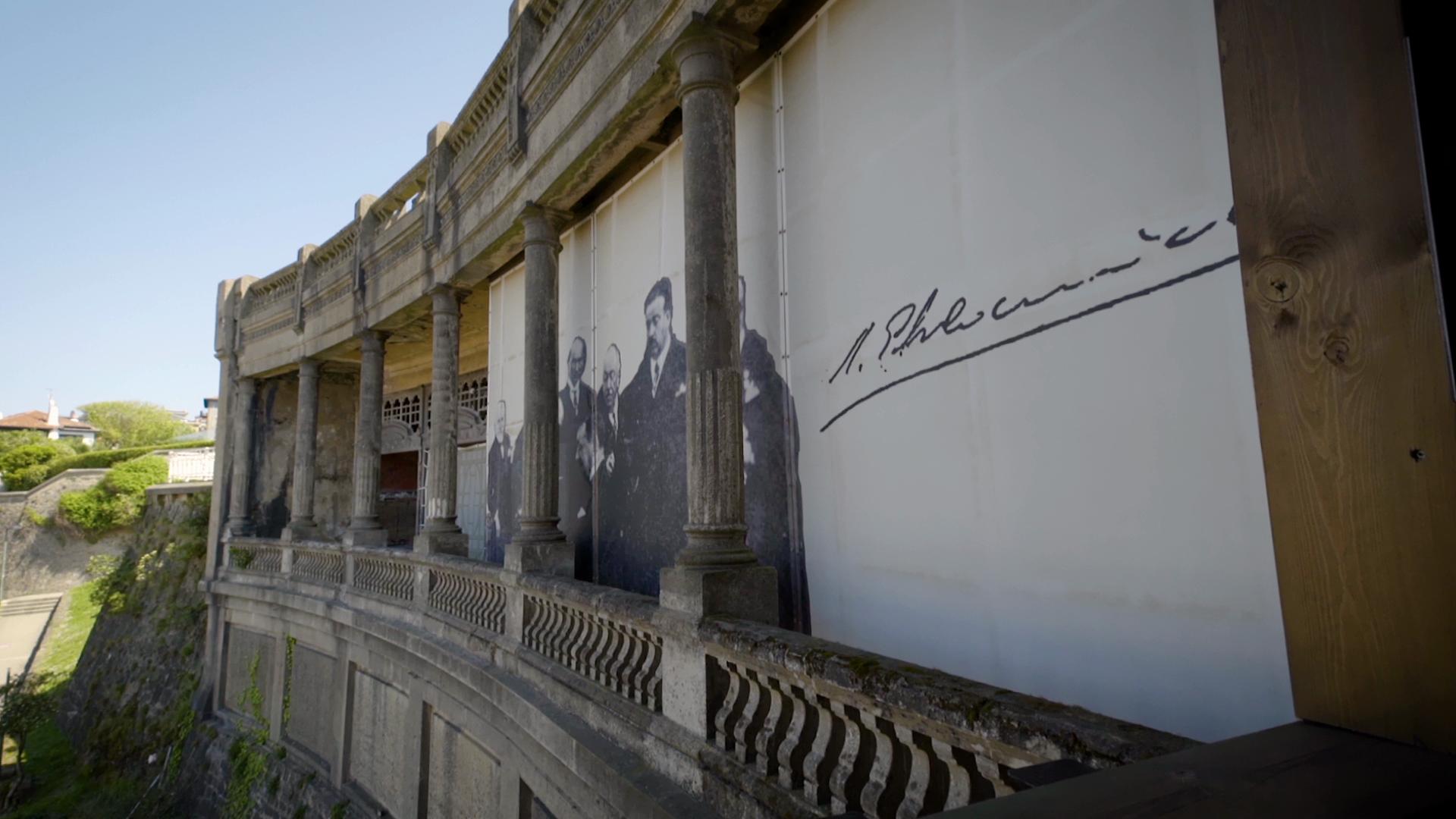 Video para Galerías Punta Begoña en Getxo, Bizkaia