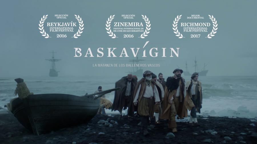 Baskavigin, la matanza de los balleneros vascos en Islandia