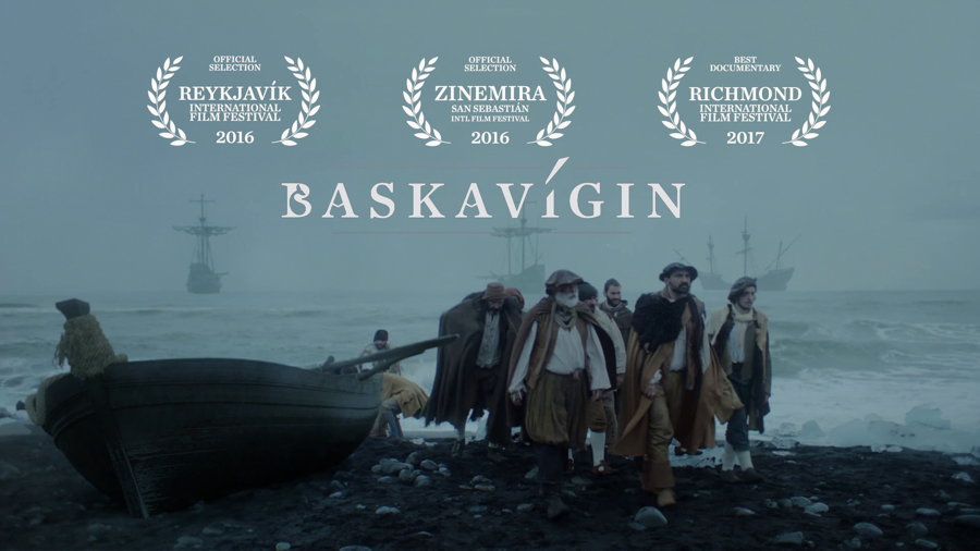 Baskavigin is a documentary about the slaying of the basque whalers in Iceland