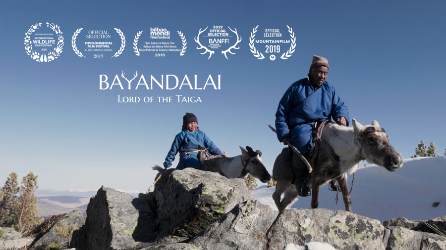 Bayandalai Lord of the Taiga is an ethnographic short documentary filmed in Mongolia